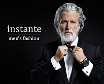 Instante men's fashion