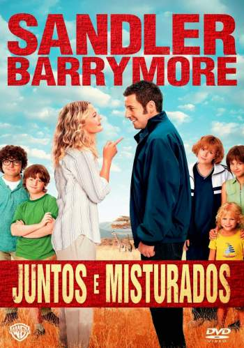 Juntos e Misturados Torrent - BluRay 720p/1080p Dublado