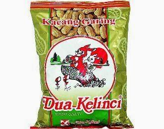Kacang Dua Kelinci 10 Brand atau Merek Makanan Dan Minuman Indonesia Yang Mendunia