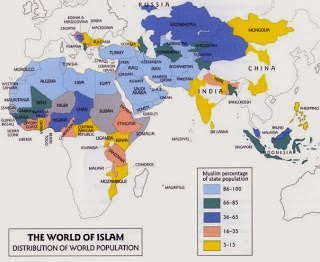 Contoh Tugas Makalah Perkembangan Islam di Dunia Kelas XII