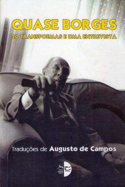 Dica de leitura: Quase Borges - Bibliotecas do Brasil