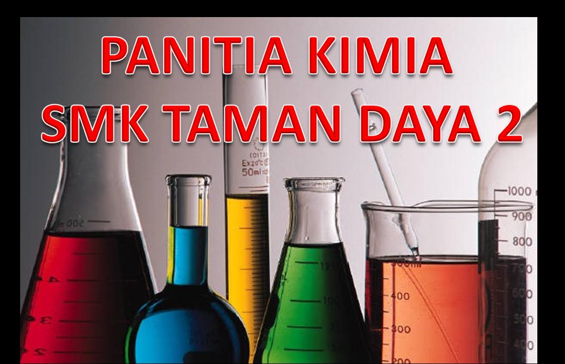 PANITIA KIMIA SMKTD2