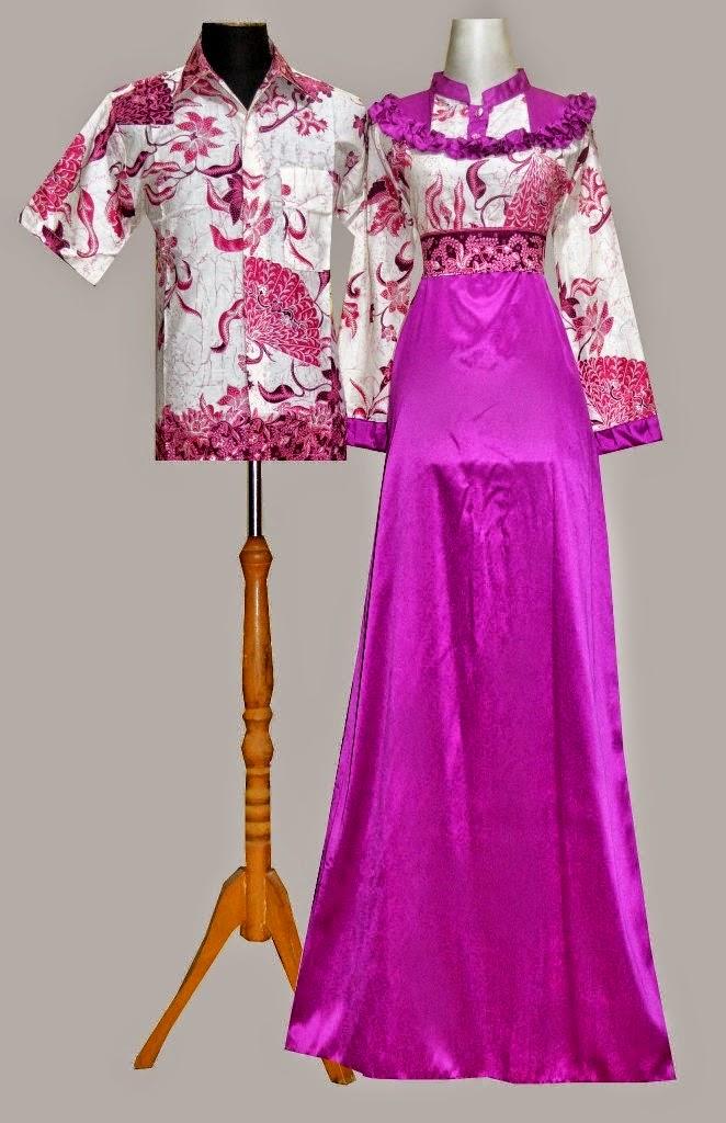Griya Sarimbit gamis batik