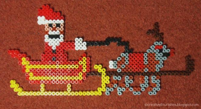 Decorating Ideas > Creative Flourishes Bead Christmas Decorations ~ 040711_Christmas Decoration Ideas Beads