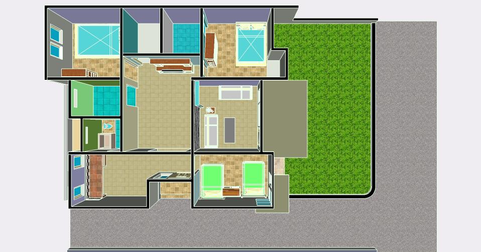 free download software desain rumah sederhana contoh