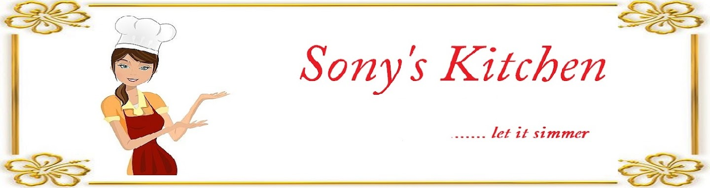 Sony's Kitchen
