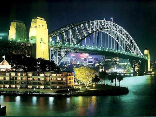 Ponte mais larga do mundo