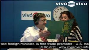 Ingresa y forma parte del teleauditorio de Vivó en Vivo la Voz en Español