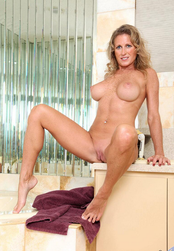 Mature divorcee janet and a friend of her son - 3 part 8