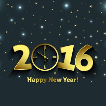 Tahun Baru Dan Azam Baru 2016