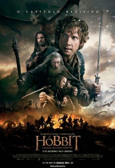 Filme O Hobbit A Batalha dos Cinco Exércitos