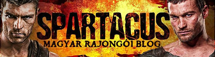 A Magyar Spartacus Rajongói Blog