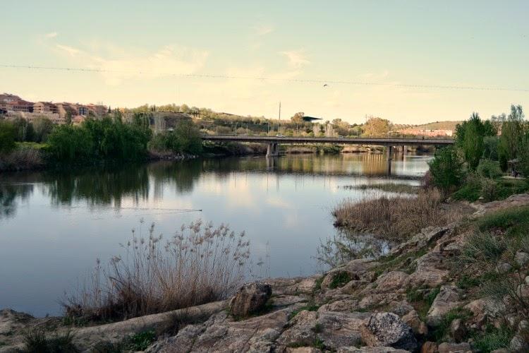Senda ecologica rio tajo