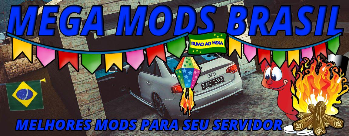 Mega Mods MTA BRASIL