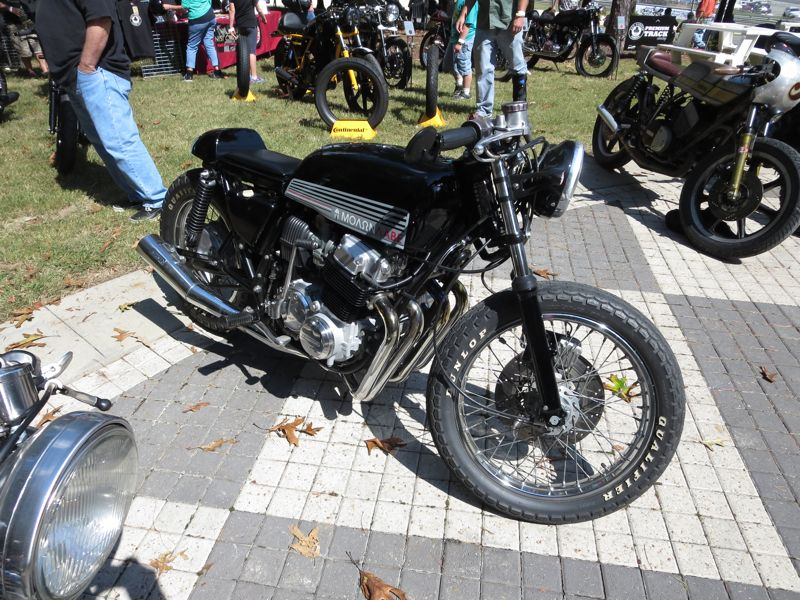 Yet Another Honda CB Cafe Racer