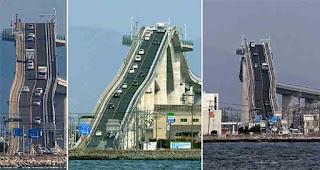 Jembatan Eshima Ohashi , Jepang