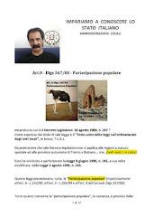Art. 8 - Dlgs 267/00