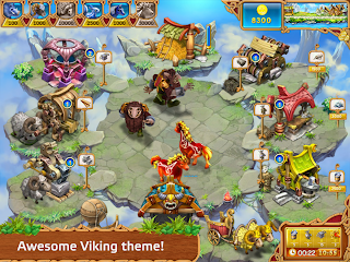 Farm Frenzy: Viking Heroes android Game Download,