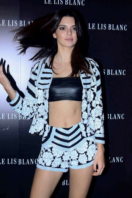 Broadcasters @ Kendall Jenner at Le Lis Blanc After Party in Brazil