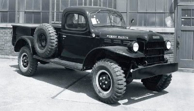 Dodge Ram Power Wagon (1951) images gallery: