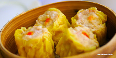 thehomefoodcook - dim sum - siu mai