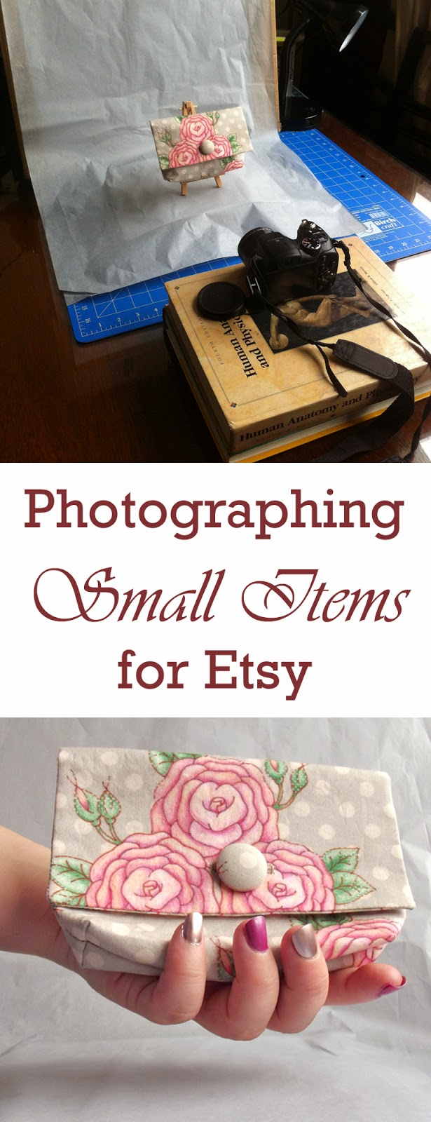 photography techniques for Etsy listings product photography