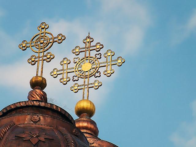 detaliu catedrala ortodoxa galati