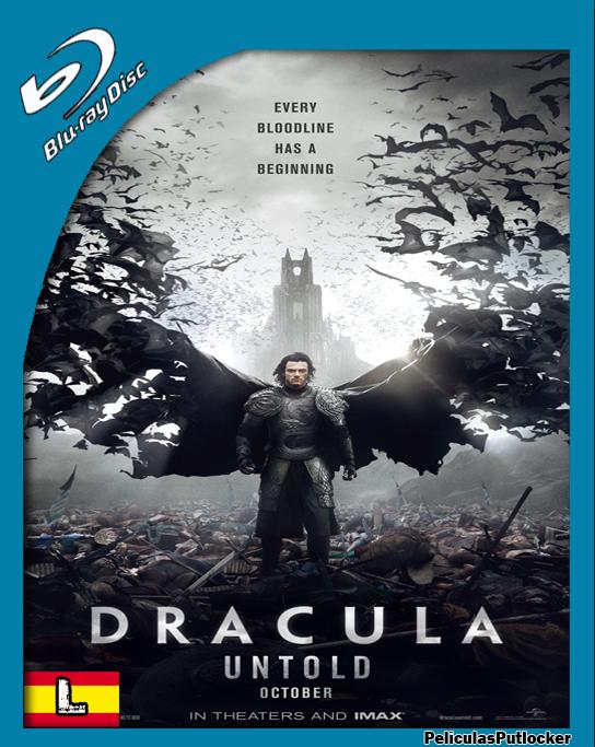 Dracula: La Leyenda Jamas Contada (2014) BRRip 720p Latino