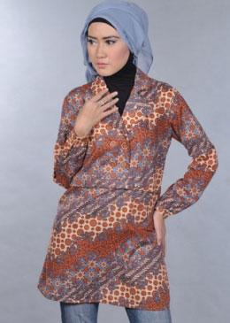 Model Baju Batik Modern Terbaru 2014 | Terbaru 2014