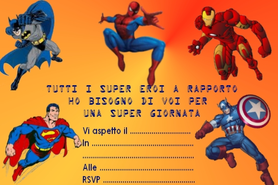 Super eroi