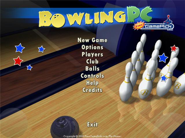 لعبة Bowling Pc