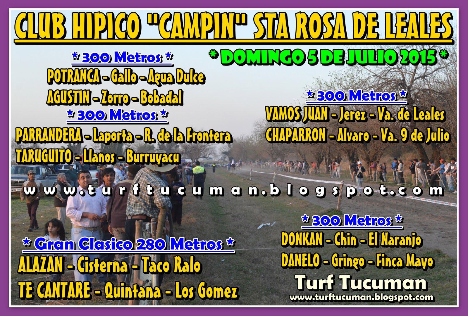 PROG CAMPIN