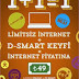 D-Smart Blu+İnternet Kampanyası