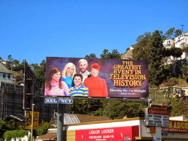 Greatest Event in TV History Nov 2013 billboard