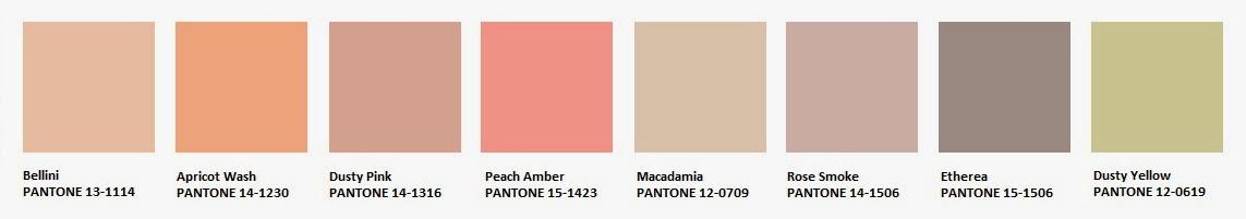 Inspiracion tendencias pantone interiores 2015 platz - Color topo pared ...