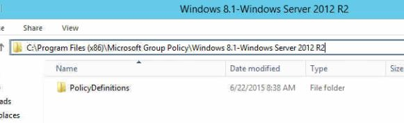 cprogram files x86microsoft group policywindows 81 windows server 2012 r2
