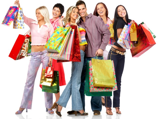 online shopping clothes