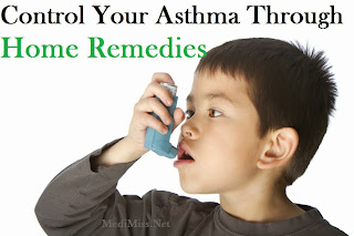 Control Your Asthma Through Home Remedies