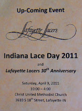 Indiana Lace Day 2011