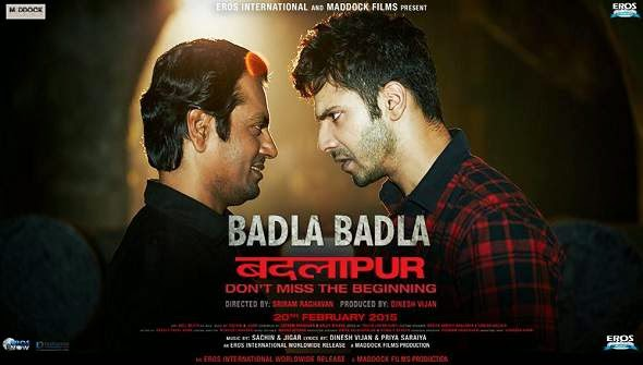 Badlapur Hindi Movie Review