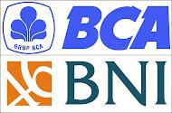 BCA dan BNI