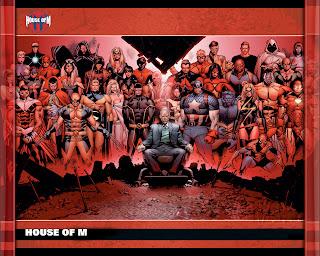 Marvel Comics All Super Heroes Wallpaper