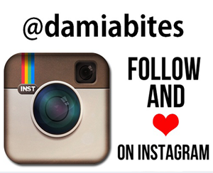 Damia.bites on Insta!