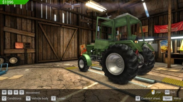 Farm Mechanic Simulator 2015 Free Download