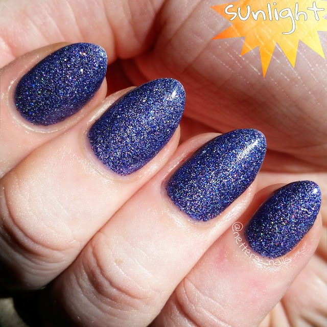 The lady varnishes little miss disappear sunlight swatch