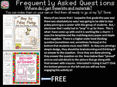 http://www.teacherspayteachers.com/Product/Better-Answers-for-First-1st-Graders-Freebie-911506