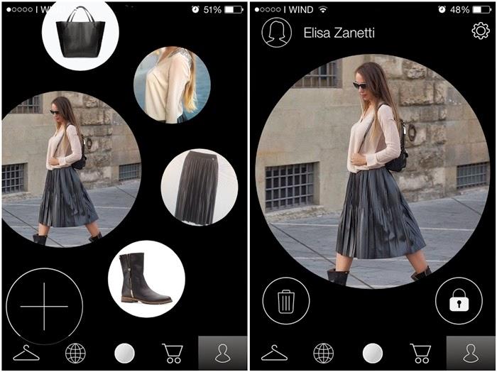 outfit creato con app