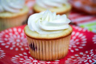 raspberry-filled-cupcake