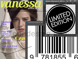 Cara Membuat Cover Majalah Menggunakan Adobe Photoshop 9