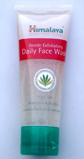 Himalaya herbal Gentle Exfoliating Daily fairness Face Wash
